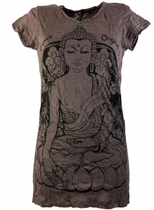 Sure T-Shirt Meditation Buddha - taupe